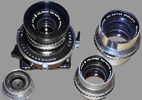 ANSIX 35MM F//3.5 ENLARGING LENS