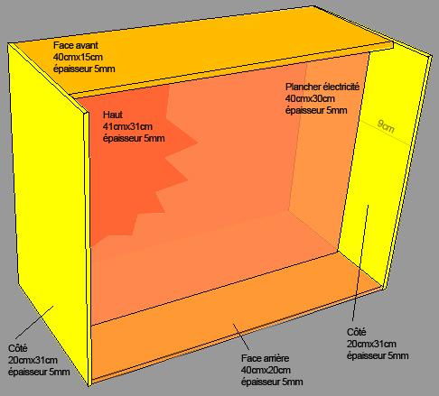 construire une insoleuse photo pour le 4x5. Black Bedroom Furniture Sets. Home Design Ideas
