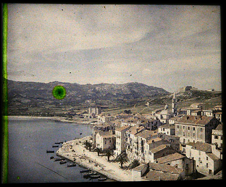 A Collection Of Autochrome Plates