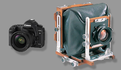 Test canon 5d mkii contre chambre 4x5 for Chambre 4x5 folding