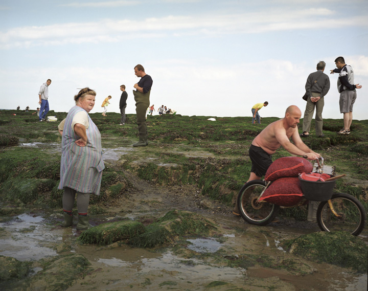 Les bords de mer du photographe Jacques de Backer